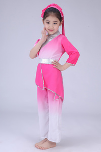 Children Ancient Costume Hanfu for kids Dance Custome Chinese traditional hanfu Clothing Education Service