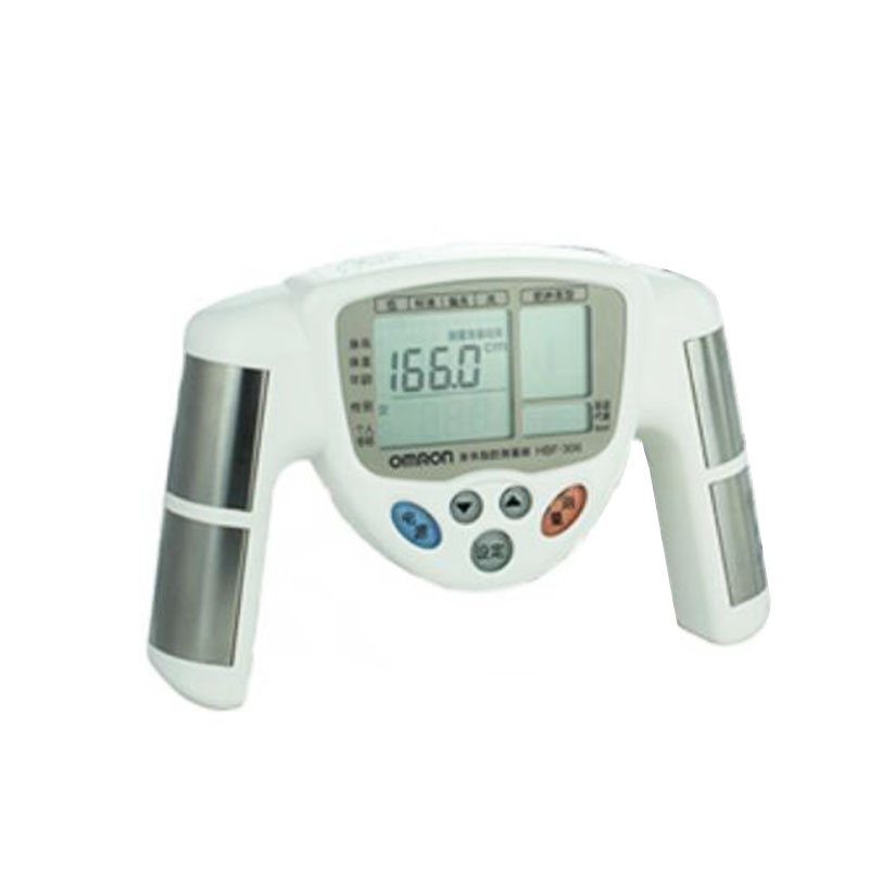 High quality BMI male and female general body fat measuring instrument body fat instrument, hand fat test fat rate LCD
