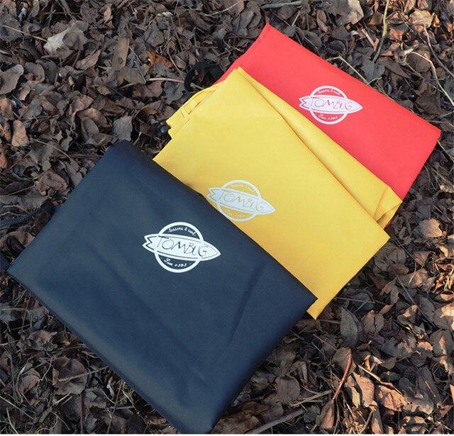 TOMBUG 85X33cm Regular Skateboard Backpack Single Shoulder Double Rocker Bags Water Proof Carrying Handbags