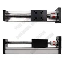 Electric Sliding Table 500mm Linear Rail Module Stage Cross Slide Actuator CNC for sale online