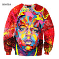 New man women Red Color hoody Men print 3D galaxy sweatshirt hoodie high street hip hop outdoors sweat autumn pullover