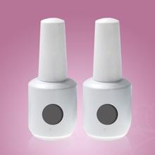 Get 24PCS  Free shipping Pure Colors IDO UV Gel Nail Art   UV/LED  Gel Lamp primer Nail Gel 15ml oz gel (22colors+1top  +1base)