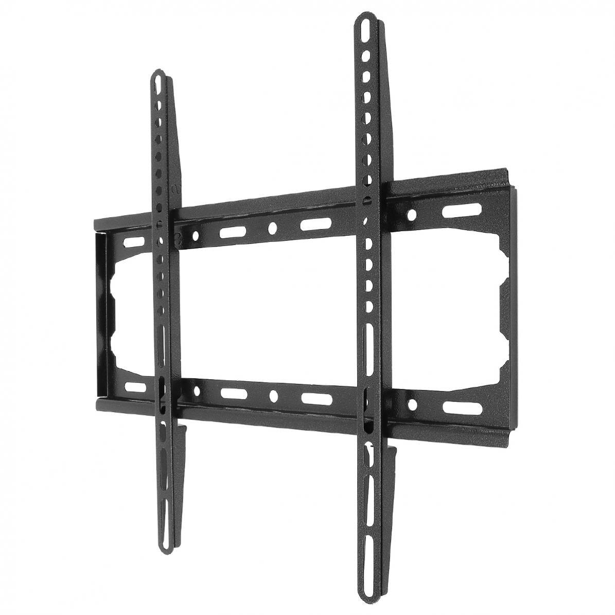 Image 5 - Универсальный Удобный Настенный кронштейн для телевизора 45 кг фиксированная плоская панель Рамка для телевизора 26 55 дюймов светодиодный ЖК монитор плоская панельКронштейны для ТВ    АлиЭкспресс