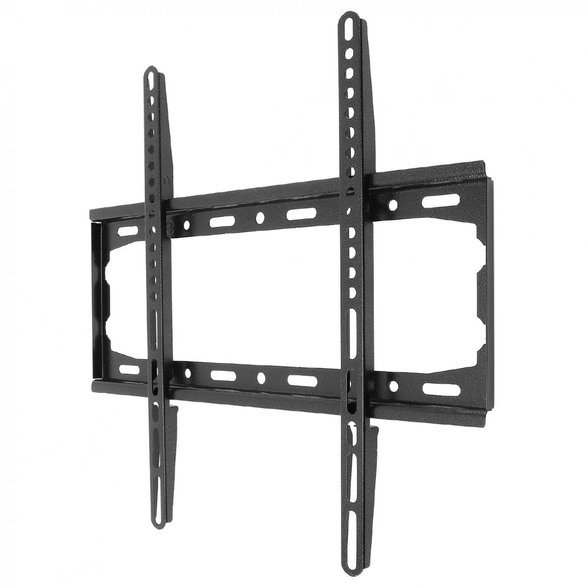 Image 5 - Universal convenient 45KG TV Wall Mount Bracket Fixed Flat Panel TV Frame for 26 55 Inch LCD LED Monitor Flat PanelTV Mount   - AliExpress