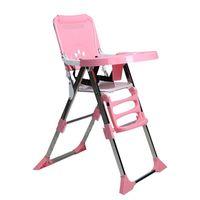 Детская мебель детский стульчик Портативный Детское кресло для кормления портативный складной дети стул для столовой дети едят обеденный