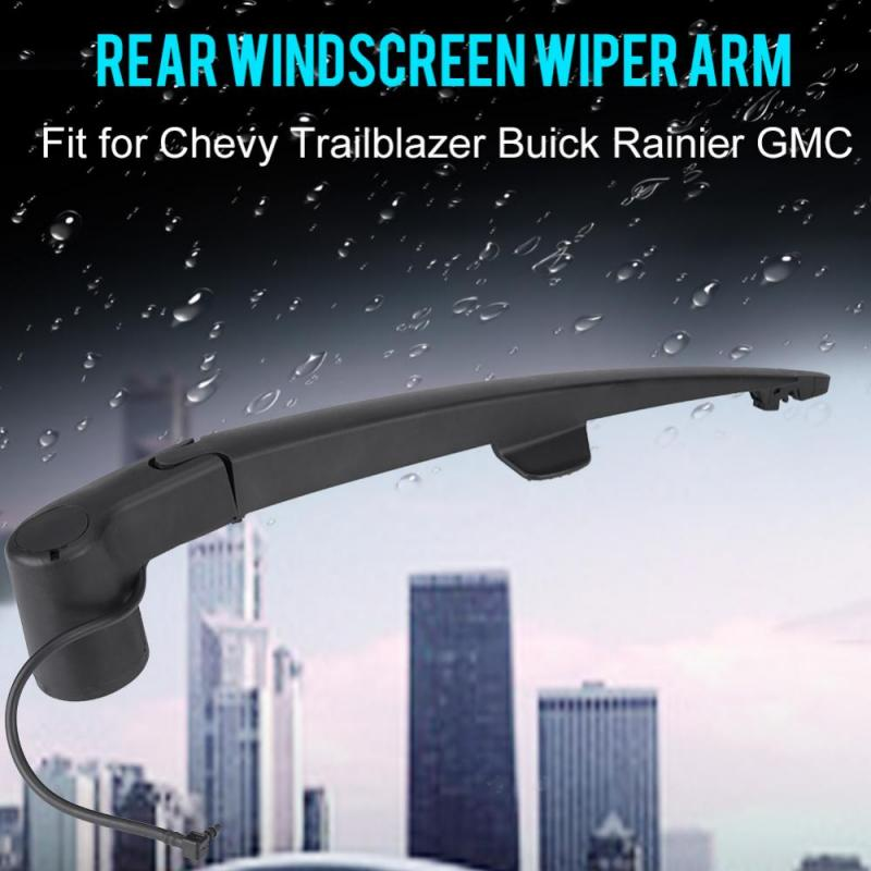 Auto Auto Heckscheibe Windschutzscheibe Hinten Wischer Arm für Chevy Trailblazer//Buick Rainier//GMC Envoy