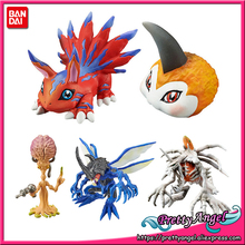 PrettyAngel   Genuine Bandai Digital Capsule Mascot Collection Ver. 5.0 Mini Figure Set of 5 PCS