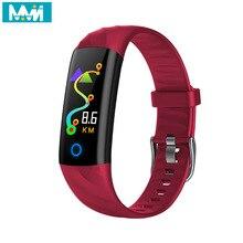 S5 smart Watch Heart Rate Fitness Bracelet Blood Pressure Mo