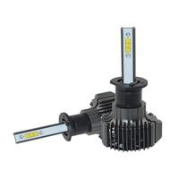 2PCS V2 12V H1 LED Headlight Max 72W 8000LM All In One Car LED Headlights Bulb