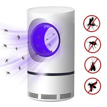 2019 Electric Fly Bug Zapper Mosquito Insect Killer LED Light Trap Pest Control Lamp