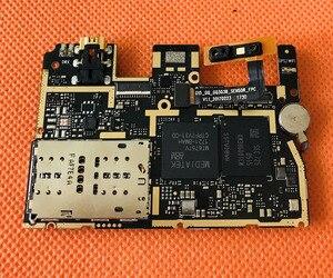 Image 2 - Verwendet Original mainboard 6G RAM + 64G ROM Motherboard für Ulefone T1 Helio P25 Octa Core 5,5 zoll FHD Kostenloser versand