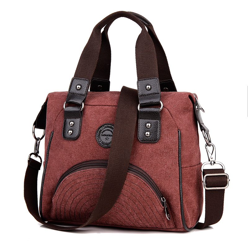 Bolsas de mujer  bolsas bolso de la manera bolsos de la lona de la vendimia bols