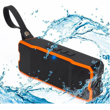 Samtronic S801  Waterproof IPX6 Portable Wireless Bluetooth Speaker  Outdoor Bluetooth Loudspeaker Speaker with Mic for Phone