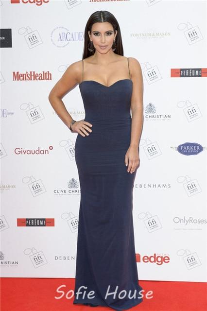 Kim Kardashian Formal Dresses
