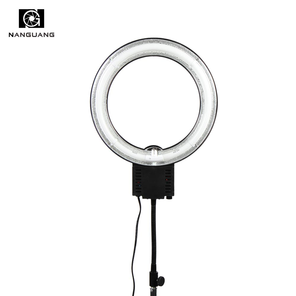 Nanguang 28W Photography Ringlight Continuous Lamp Ring Light Video font b Camera b font Photographic Light