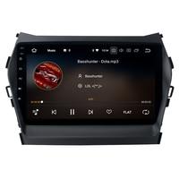 RoverOne Android 8.0 Car Multimedia System For Hyundai Santa Fe Santafe IX45 Radio Stereo GPS Navigation Media MP3 Player NO DVD