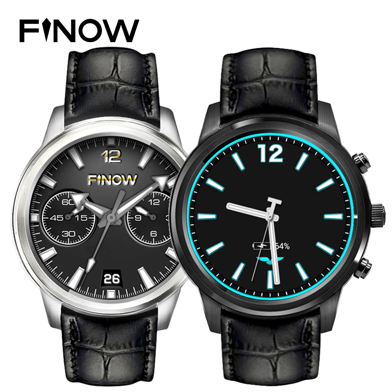 2017 New Finow X5 Air Smart Watch Android 5.1 2GB + 16GB WIFI 3G GPS Heart Rate Monitor Bluetooth 4.0 SmartWatches PK LEM5 watch 2017 new finow x5 air smart watch android 5 1 2gb 16gb wifi 3g gps heart rate monitor bluetooth 4 0 smartwatches pk lem5 watch