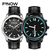 2017 New Finow X5 Air Smart Watch Android 5.1 2GB + 16GB WIFI 3G GPS Heart Rate Monitor Bluetooth 4.0 SmartWatches PK LEM5 watch