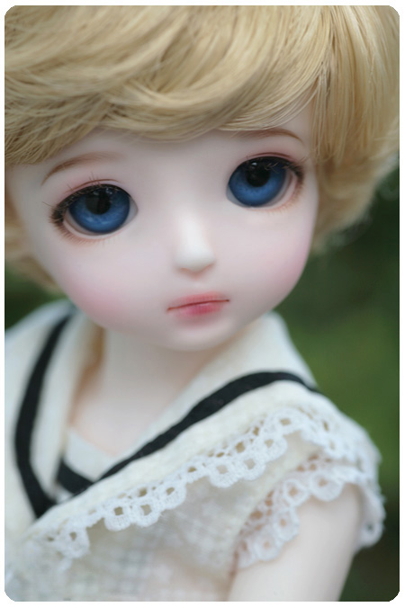 1/6 scale BJD cute sweet cute kid Nari lovely baby BJD/SD Resin figure doll DIY Model Toys.Not included Clothes,shoes,wig