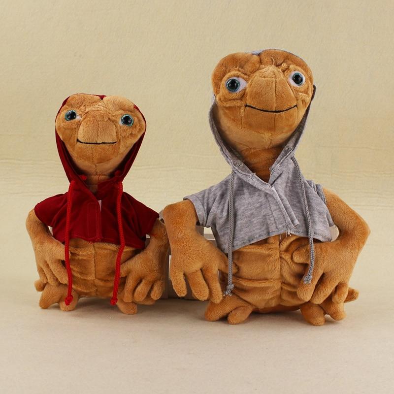 PELUCHE E.T Extra Terrestre Plush ET Pupazzo Toy Terrestrial EXTRATERRESTRE