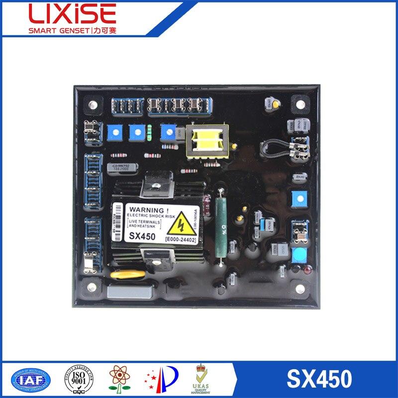 Generator avr schaltplan SX 450 LIXiSE brushless avr in Generator ...