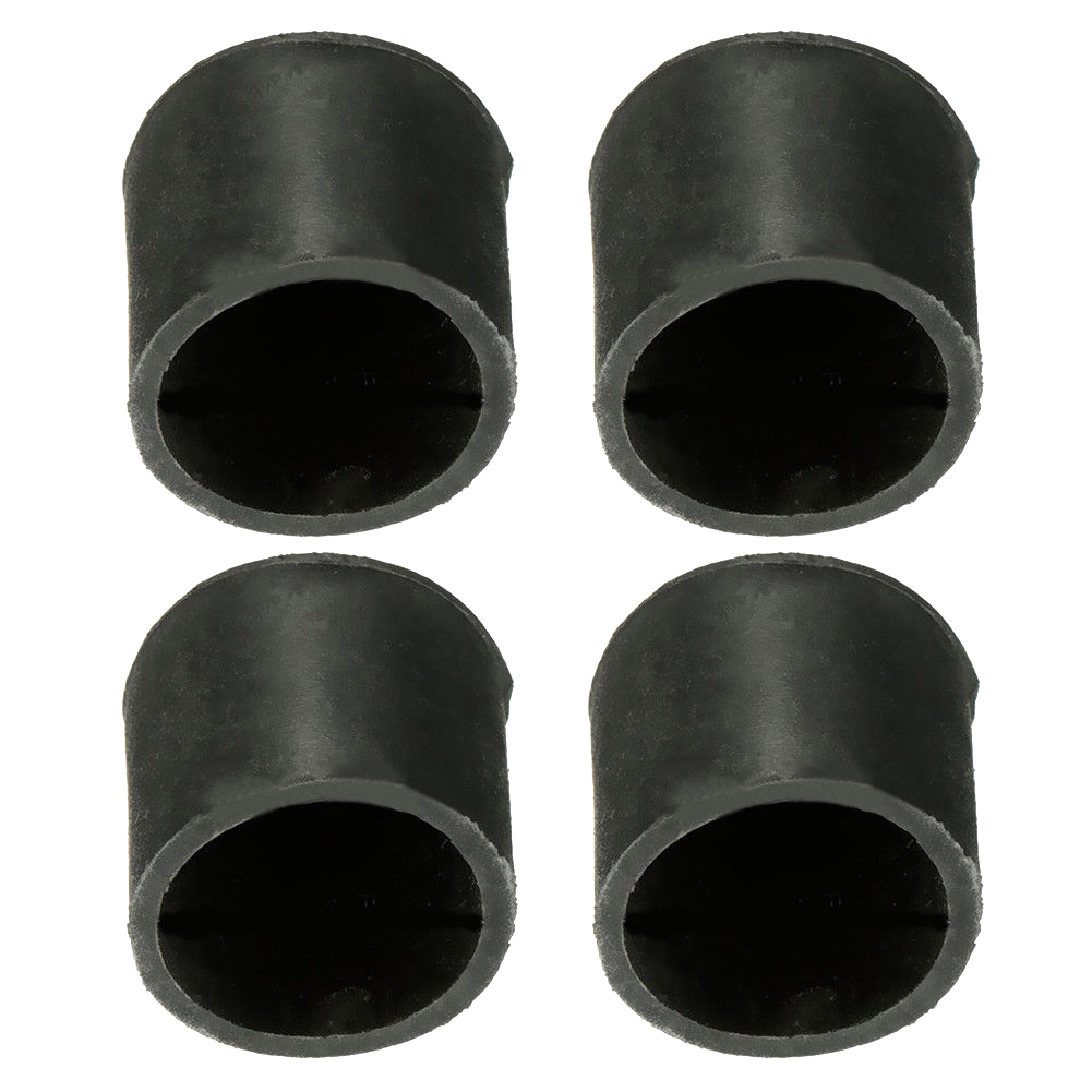 4Pcs/Set Rubber Protector Caps Anti Scratch Cover For Chair Table Furniture Feet Leg DTT88