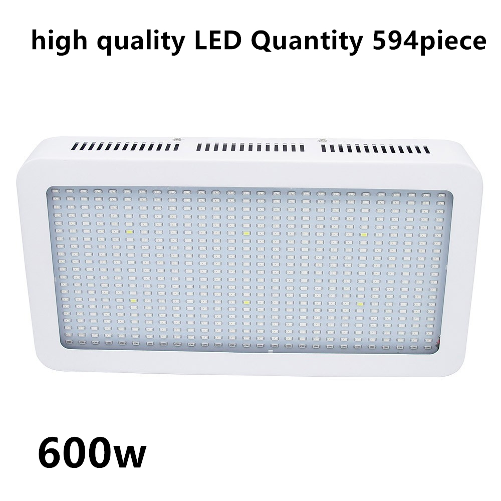 high quality 594 PCS 600W LED Grow Lights Indoor Plant Lamp For Plants Vegs Hydroponics System Grow/Bloom Flowering|LED Grow Lights|   - title=