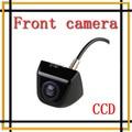 CCD Cámara Frontal de Coche Universal Del Coche Cámara de Reserva de Aparcamiento Visión HD Noche Tales Solaris Corolla k2 coche cámara de ayuda al aparcamiento