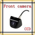 CCD Universal Car Front Camera Car Parking Backup Camera HD Night Vision Such Solaris Corolla k2 car camera parking assistance