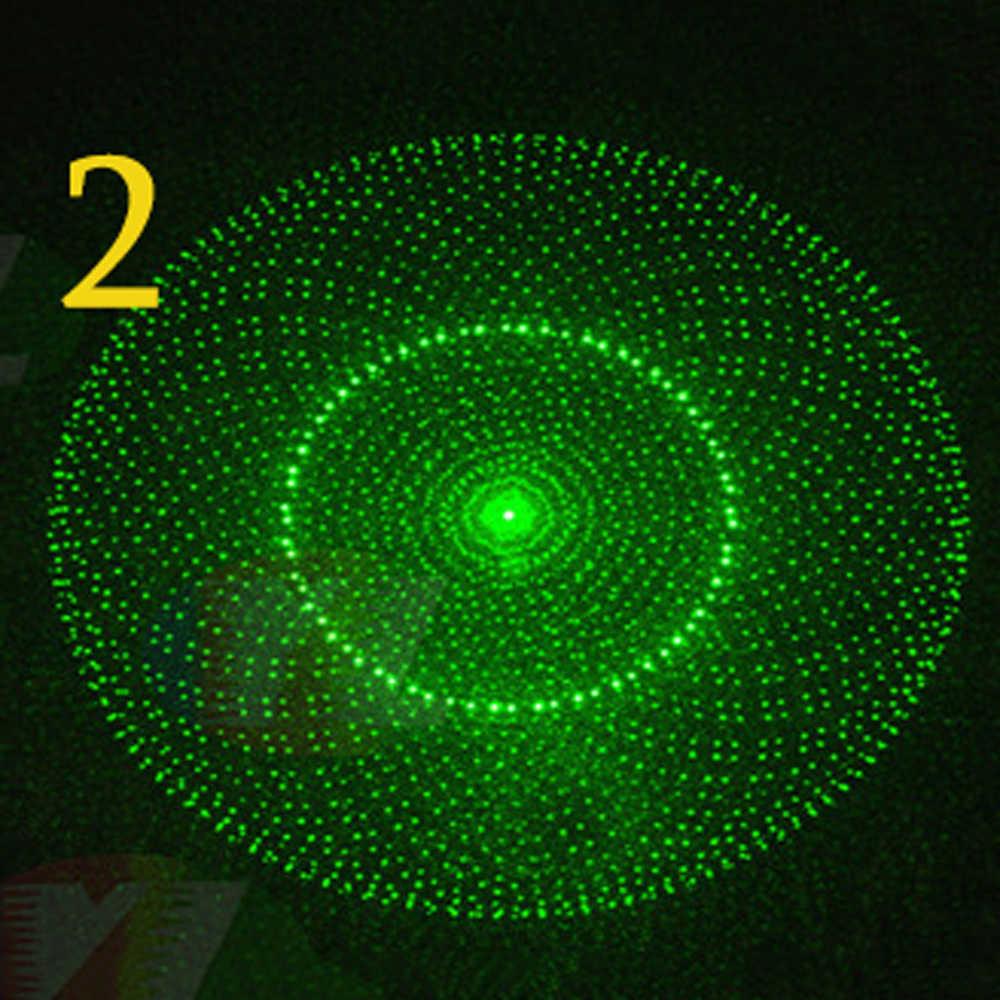 5 pcs ירוק לייזר Sight 303 CNC לייזרים מצביע עוצמה מכשיר מתכוונן פוקוס לייזר עם כוכב כובע (רק עבור לייזר 303 שימוש)