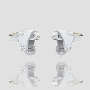 Image 3 - Jogo Controlador de Jogo Gamepad para o Telefone Móvel Universal Gatilho Botão de Fogo para Comer Frango Telefone Atirador