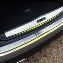 Для peugeot 4008 задняя защитная накладка, переустановка, новинка 4008, установка, приветственная педаль, Декоративная полоса, запасная коробка, защита