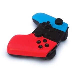 Image 4 - Xunbeifang 10 pçs controlador de jogo sem fio gamepad joystick para interruptor pro n s console jogos acessórios