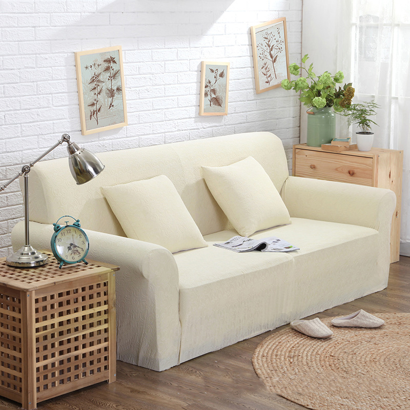 Arm Chair Three Seater Sofa Cover Slipcover Stretch Lounge Couch Protector Slip  Cover For Living Room Home Textile Decoration In Sofa Cover From Home ...
