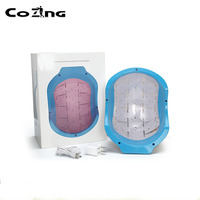 COZING Laser Helmet DiodesMedical Diodes Proven Hair Regrowth Helmet For Women Treatment Hair Loss Solution Home Use