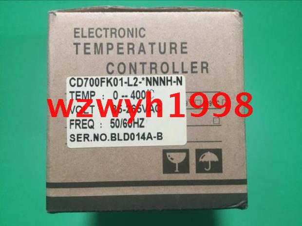Genuine SKG high - precision temperature controller TREX - CD 700 thermostat CD700 CD700fk01-l2-*nnnh-n genuine skg aluminum smart table trex ch412a aluminum temperature control device trexch412a