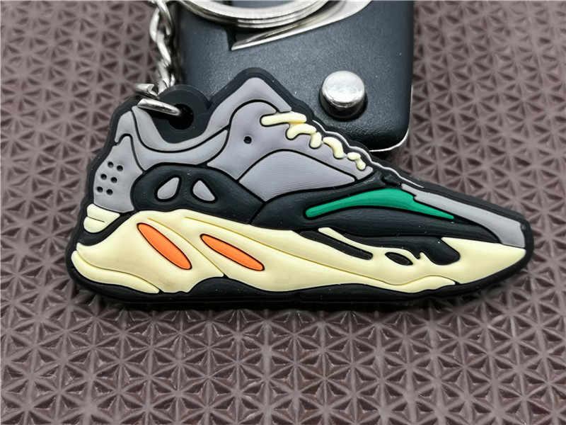 Belababy Sevimli Mini Silikon Çizme 700 Ayakkabı Anahtarlık Anahtarlık Basketbol Spor Ayakkabı Aksesuarları Anahtarlık Kadın Erkek Çocuklar