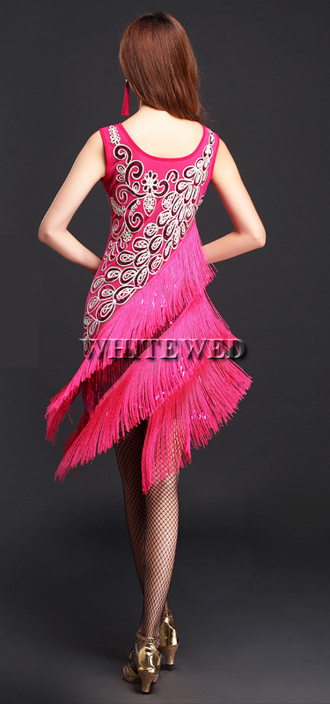 1920s Gatsby Inspired Style Prom Party Outfits Attire Costumes Rivet ...