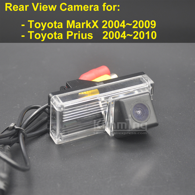 Car Rear View Camera For Toyota Mark X Prius 2004 2005 2006 2007 2008 2009 2010 Wireless Reversing Parking Backup Hd Ccd