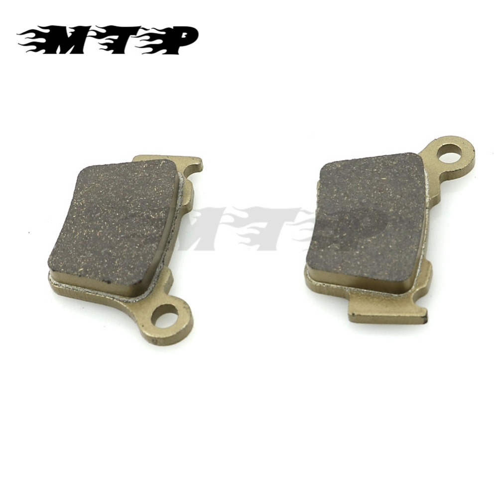Motorcycle FA368 Rear Brake Pads For KTM 125 250 450 525 SX EXC XC SX-F EXC-F EXC-R SMR SXC EXCR EXCF For BMW G 450 X 2008-2010 ceramic composite brake pads fit for rear motocross ktm exc 125 250 1995 2003 200 exc egs 1998 2003 motorcycle accessories