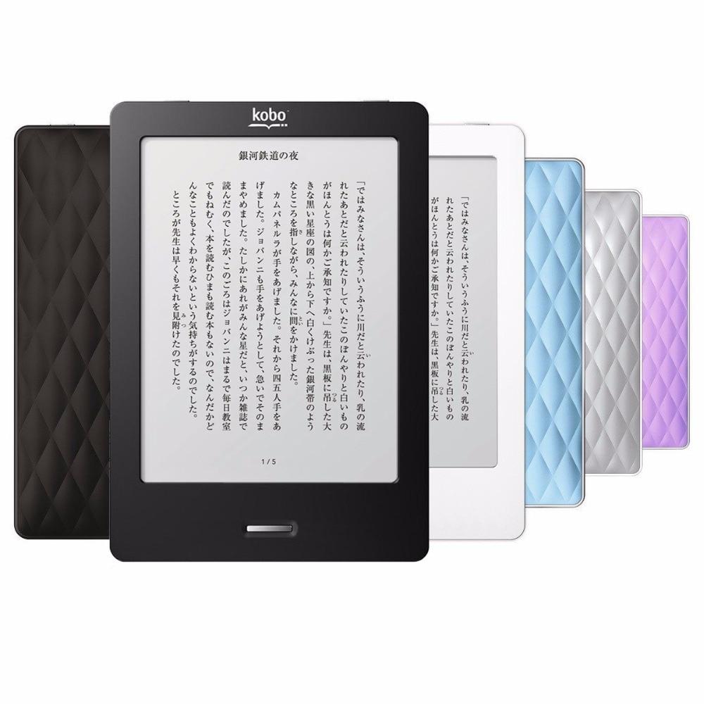 Kobo Touch eReader WiFi 6 inch W 2 GB N905 Choose 4 Colors