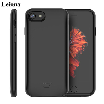 Leioua 4000mah Battery Charger Case For Iphone 5 5s 5C Se Case Powerbank Charger Case For
