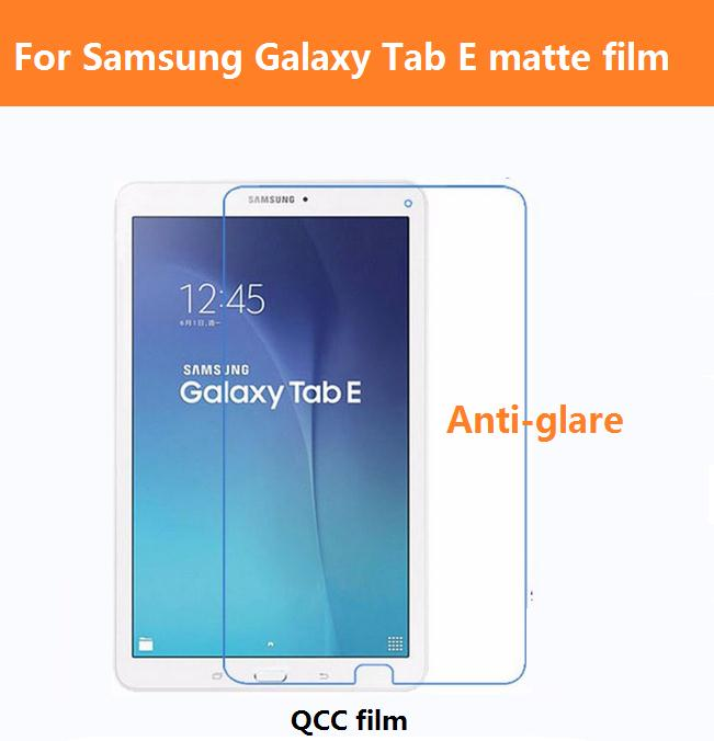 2015 Anti-Glare Screen Protector tablet Matte Film For samsung GALAXY Tab E SM-T560 9.6
