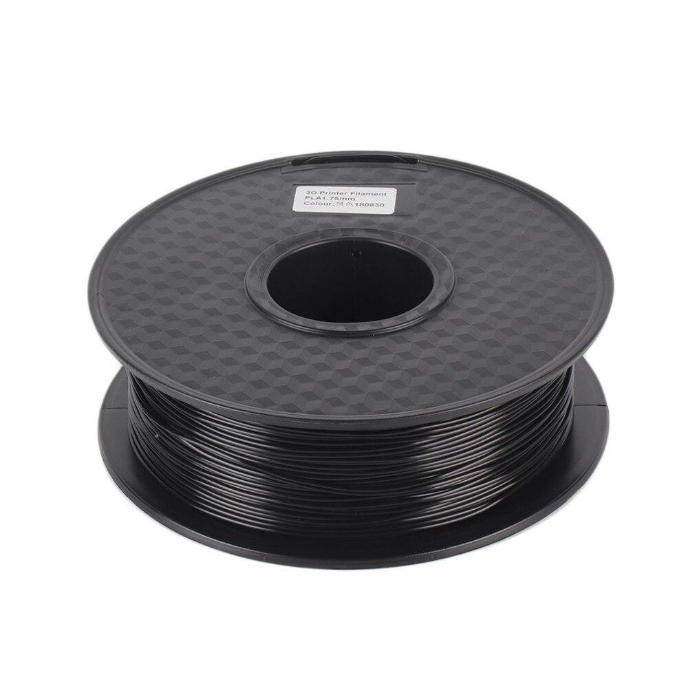 Filamento de impresora LA 3D 1,75mm 1 kg filamento de plástico 3D 1,75 suministros de materiales de impresión 3D para accesorios de filamentos de bolígrafo de impresora 3d