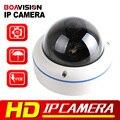 Panorama HD 720 P 1080 P Câmera Olho De Peixe IP Ao Ar Livre Com POE Cúpula H.264 360 Graus Wide Angle Câmera de 2MP Onvif 1.0MP P2P XMEye vista