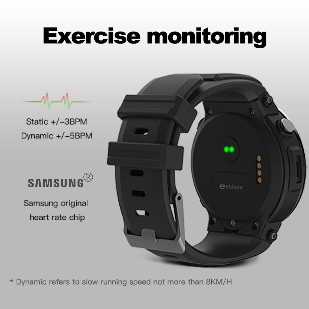 Zeblaze 3G GPS Smartwatch 1.39inch - Android 5.1 4