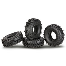 4Pcs AUSTAR AX-4020 1.9 Inch 110mm 1/10 Rock Crawler Banden voor D90 SCX10 AXIALE RC4WD TF2 RC Auto(China)
