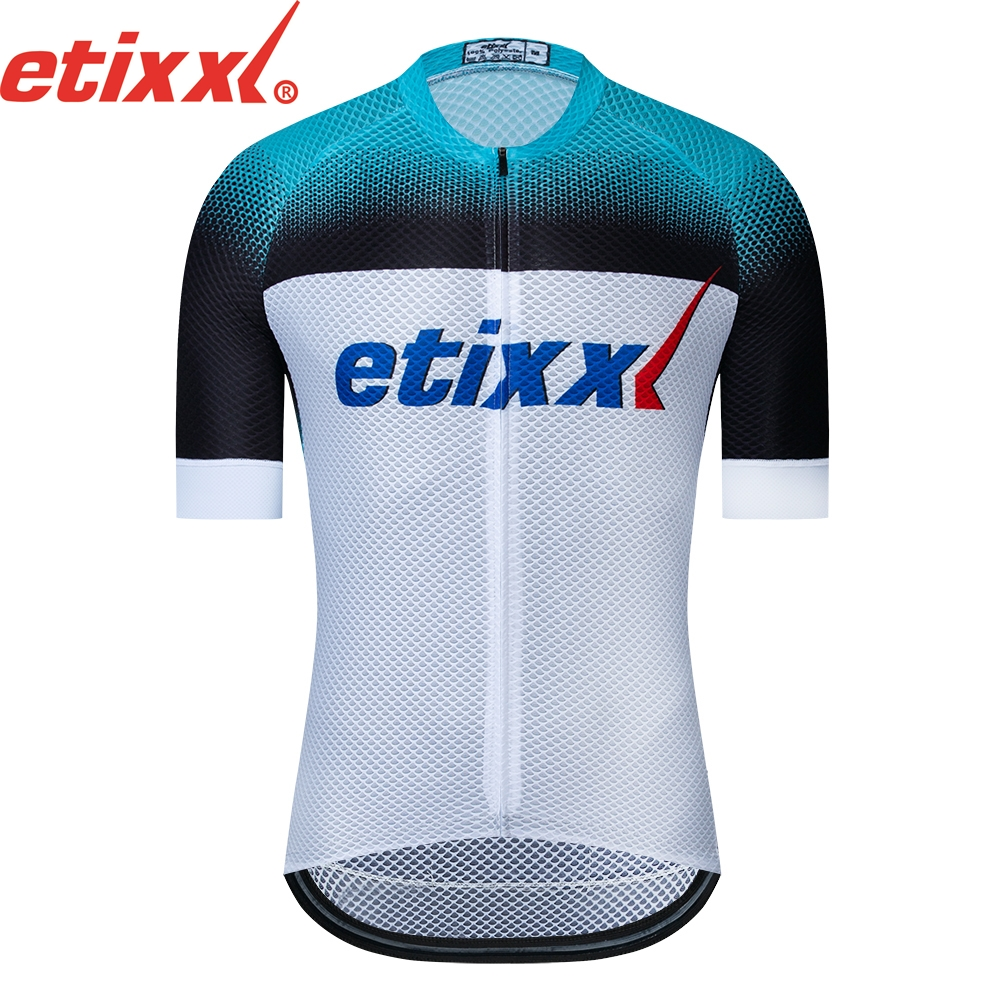 2019 Pro Cycling Jersey Short Sleeve Mtb Bicycle Bike Cycling Clothing Men Maillot Ciclismo Hombre Maillot Ciclismo