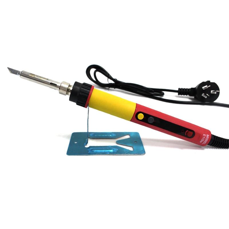 E110WT Professional LED Digital Adjustable Electric Soldering Iron Constant Temperature Soldering Station 85V~260V