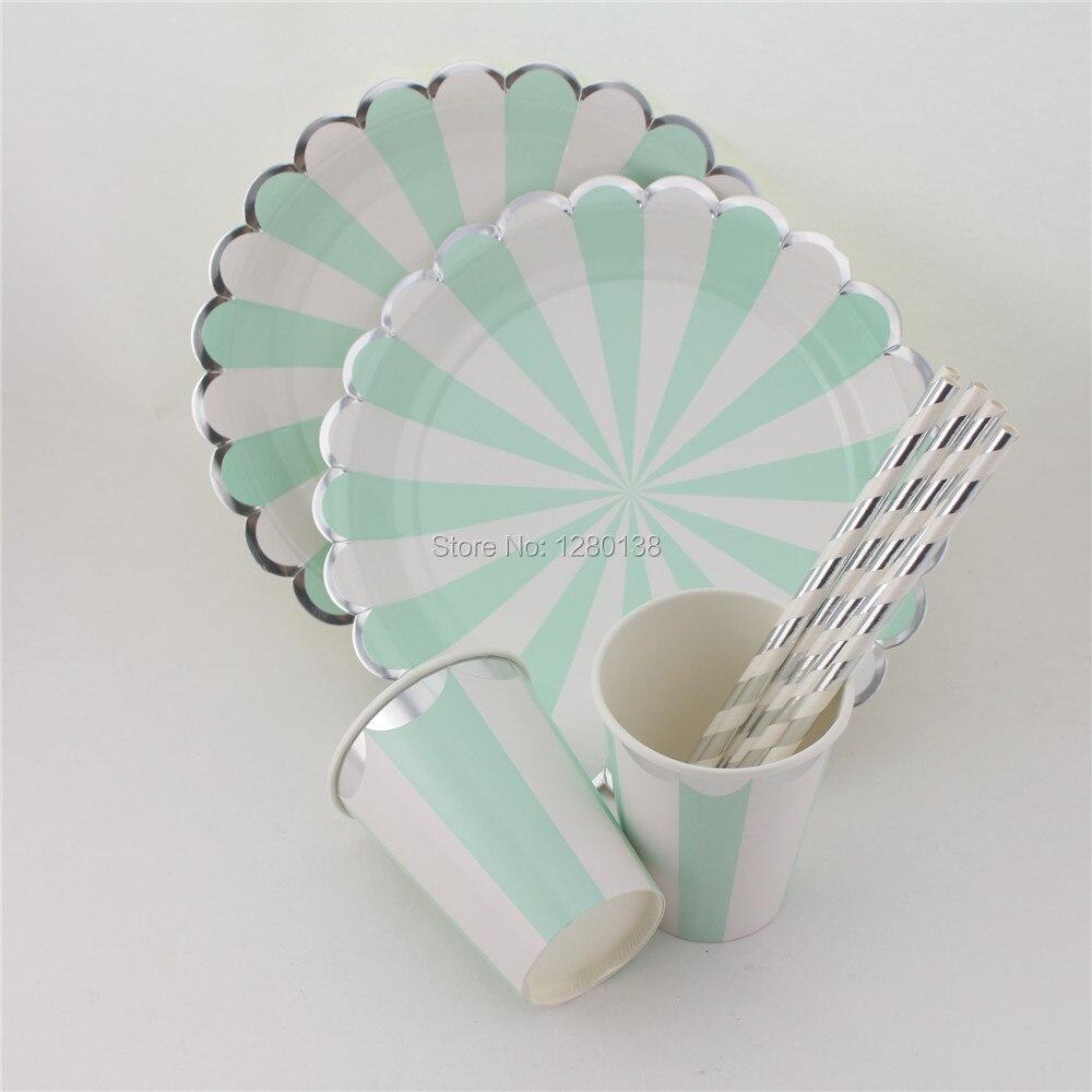 ⑧Productos de papel tabla marco papel desechable Placas Tazas ...